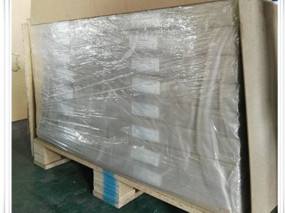 White drilling melamine board for thick copper PCB