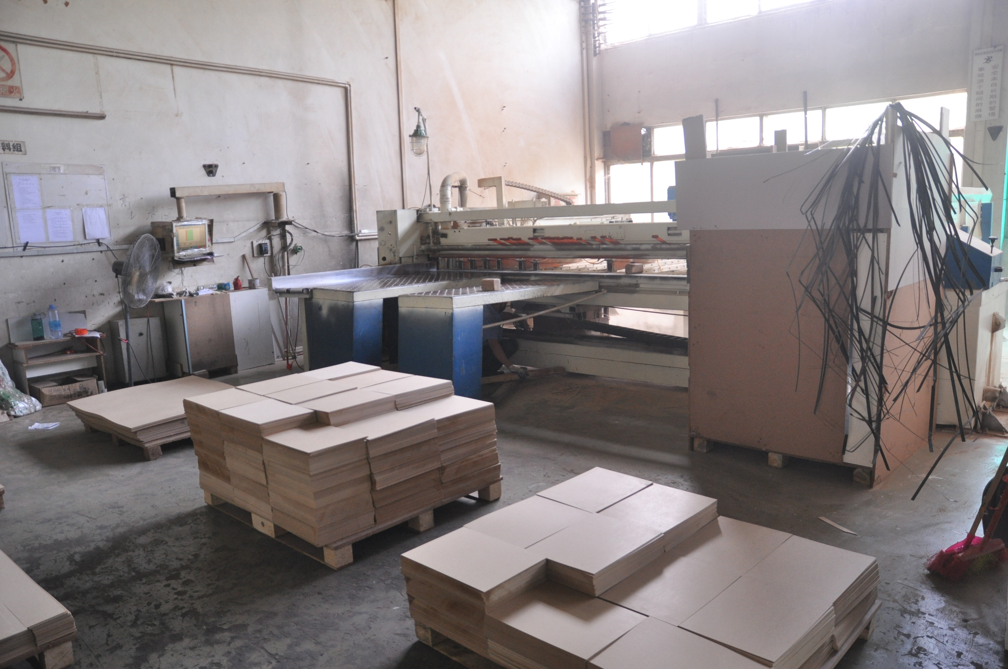 melamine cut to size